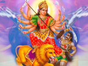 Durga Puja - Debir Bodhan @ Ananda Mandir
