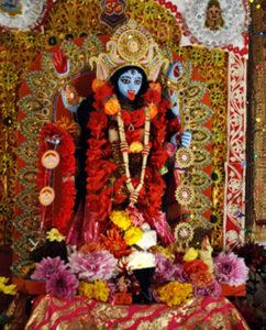 Maha Kali Puja and Diwali @ Ananda Mandir